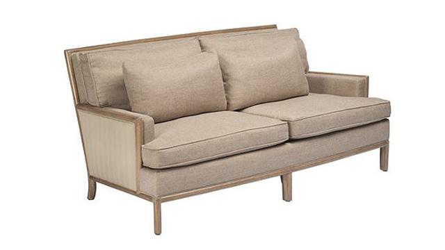 Boxback Sofa