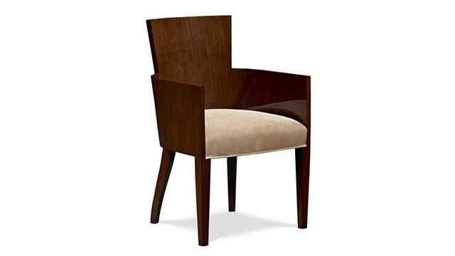 Modern Hollywood arm chair