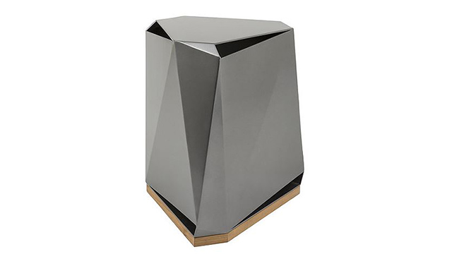 Coburg Faceted Side Table