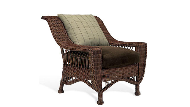 Cape Lodge Wicker Chair
