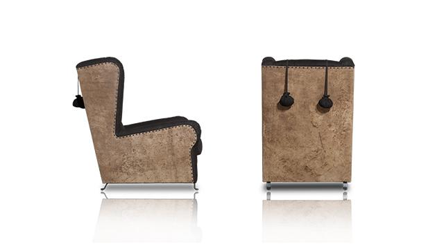 Pochette Armchair