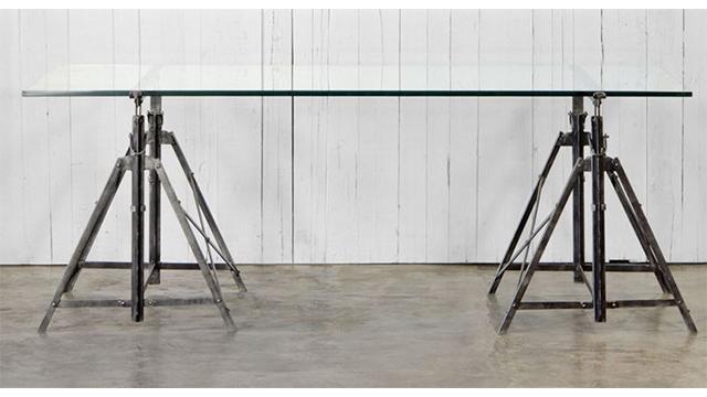 Scaffolding Stand desk