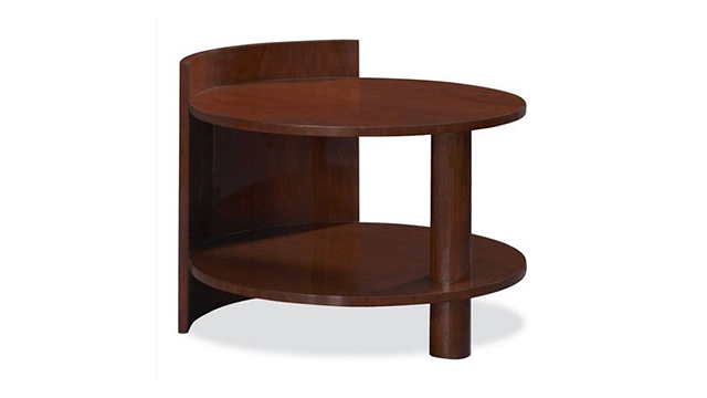 Modern Hollywood End Table