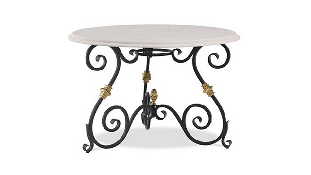 Duchess Wrought Iron Table